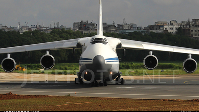 RA-82014 - Antonov An-124-100 Ruslan - Russia - 224th Flight Unit State Airline