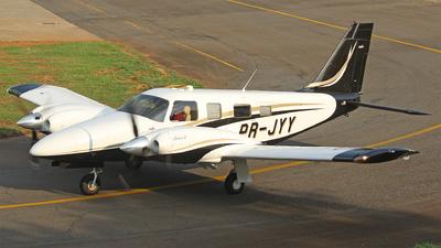 A picture of PRJYY - Piper PA34220T Seneca V - [3449471] - © Sputnik Spotter