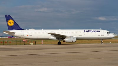 A picture of DAISC - Airbus A321231 - Lufthansa - © AvA