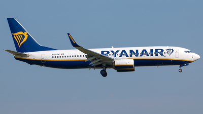 EI-GJW - Boeing 737-8AS - Ryanair