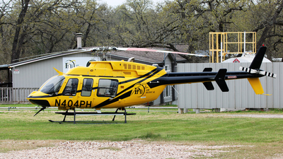 N404PH - Bell 407 - PHI Air Medical