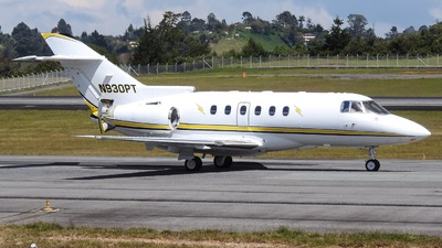 N930PT - Raytheon Hawker 800XP - Private