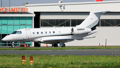 N288SF - Embraer EMB-550 Legacy 500 - Private