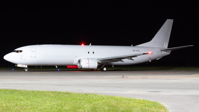ZK-FXL - Boeing 737-4D7(SF) - Airwork New Zealand