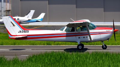 JA3929 - Cessna 172P Skyhawk II - First Flying (FFC)