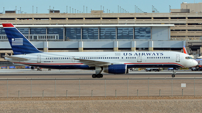 N904AW - Boeing 757-2S7 - US Airways