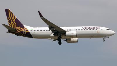 A picture of VTTGB - Boeing 7378AL - Vistara - © Aneesh Bapaye