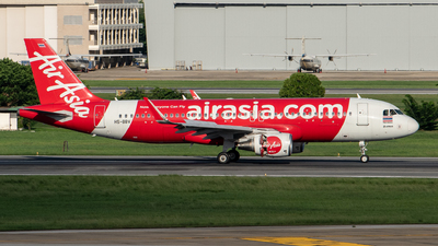 A picture of HSBBV - Airbus A320216 - AirAsia - © Taweesak