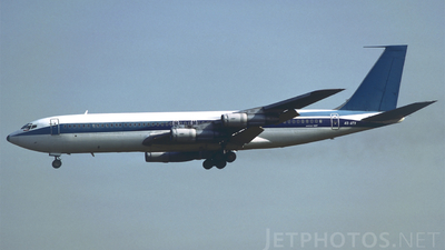 4X-ATX - Boeing 707-358C - Arkia Israeli Airlines