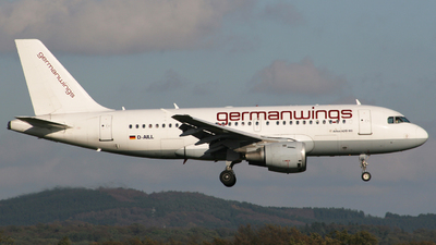 D-AILL - Airbus A319-114 - Germanwings