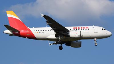 EC-JXJ - Airbus A319-111 - Iberia