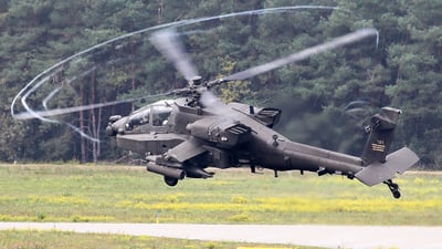 17-03141 - Boeing AH-64E Apache Guardian - United States - US Army