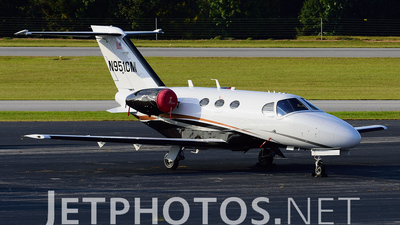 N951CM - Cessna 510 Citation Mustang - Private
