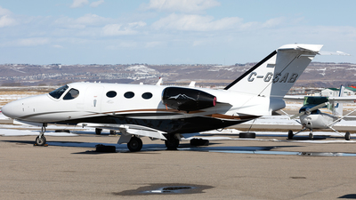 A picture of CGSAB - Cessna 510 Citation Mustang - [5100390] - © Mike MacKinnon