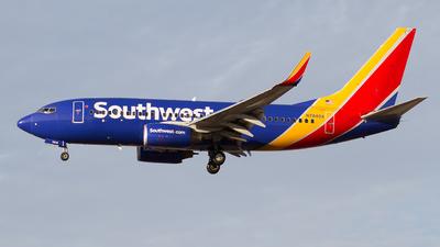 N7846A - Boeing 737-76N - Southwest Airlines