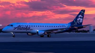 N174SY - Embraer 170-200LR - Alaska Airlines (Skywest Airlines)