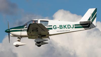 G-BKDJ - Robin DR400/120 Dauphin 2+2 - Private