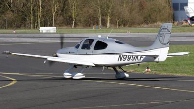 N999KF - Cirrus SR22T-GSx - Private
