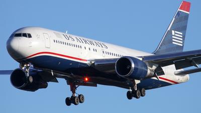 N250AY - Boeing 767-201(ER) - US Airways