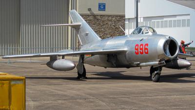 NX996 - Mikoyan-Gurevich MiG-15 Fagot - Private