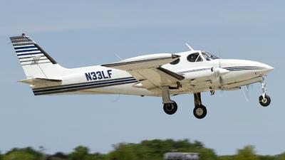 N33LF - Cessna 340 - Private