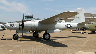 44-35523 - Douglas A-26C Invader - United States - US Air Force (USAF)