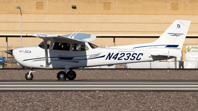 N423SC - Cessna 172S Skyhawk - Sierra Charlie Aviation