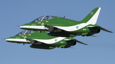 8816 - British Aerospace Hawk Mk.65A - Saudi Arabia - Air Force