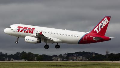 PR-MAS - Airbus A320-232 - TAM Linhas Aéreas