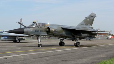 654 - Dassault Mirage F1CR - France - Air Force