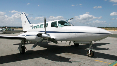 VH-UBF - Cessna 402C - Private