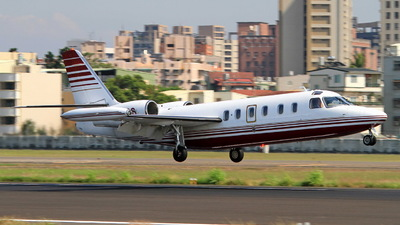 N104RS - IAI 1124 Westwind - Private