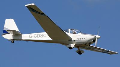 G-CDSC - Scheibe SF.25C Falke - Private
