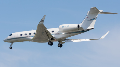 OE-LUC - Gulfstream G650 - Global Jet Austria