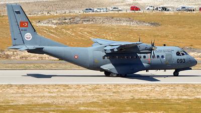95-093 - CASA CN-235M-100 - Turkey - Air Force