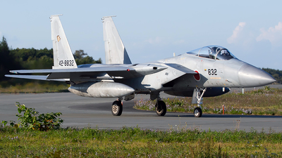 42-8832 - McDonnell Douglas F-15J Eagle - Japan - Air Self Defence Force (JASDF)