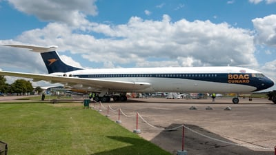 G-ASGC - Vickers Super VC-10 - British Overseas Airways Corporation (BOAC)