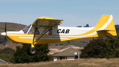 ZK-CAB - Rans S-7 Courier - Private