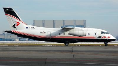 I-AIRJ - Dornier Do-328-300 Jet - Air Vallée