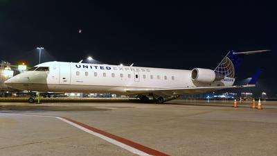 N405AW - Bombardier CRJ-200LR - United Express (Air Wisconsin)