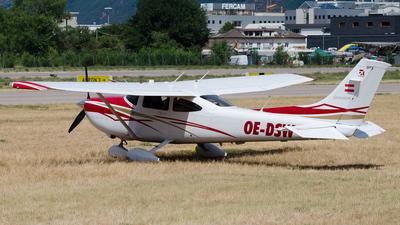 OE-DSW - Cessna 182T Skylane - Union Sportfliegerclub Krems