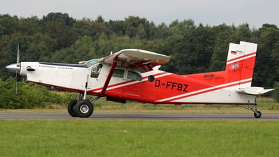 D-FFBZ - Pilatus PC-6/B2-H4 Turbo Porter - Private