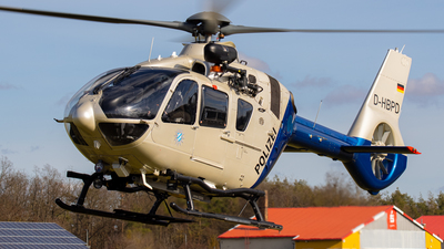 D-HBPD - Eurocopter EC 135P2+ - Germany - Police