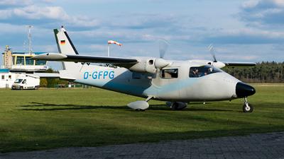 D-GFPG - Partenavia P.68B Victor - Sylt Air