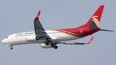 B-5441 - Boeing 737-87L - Shenzhen Airlines