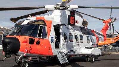 ZZ105 - Agusta-Westland AW-101 - Norway - Air Force