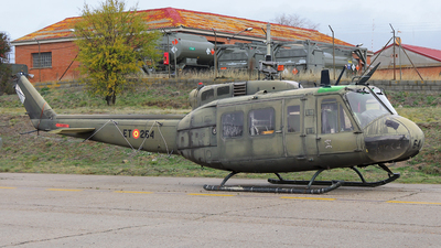 HU.10-41 - Bell UH-1 Iroquois - Spain - Army