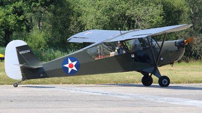 N52354 - Aeronca O-58B Grasshopper - Private