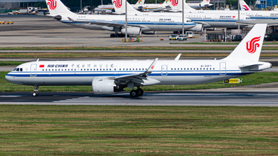 B-30FY - Airbus A321-272NX - Air China