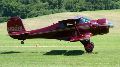 N92SL - Beechcraft D17S Staggerwing - Private